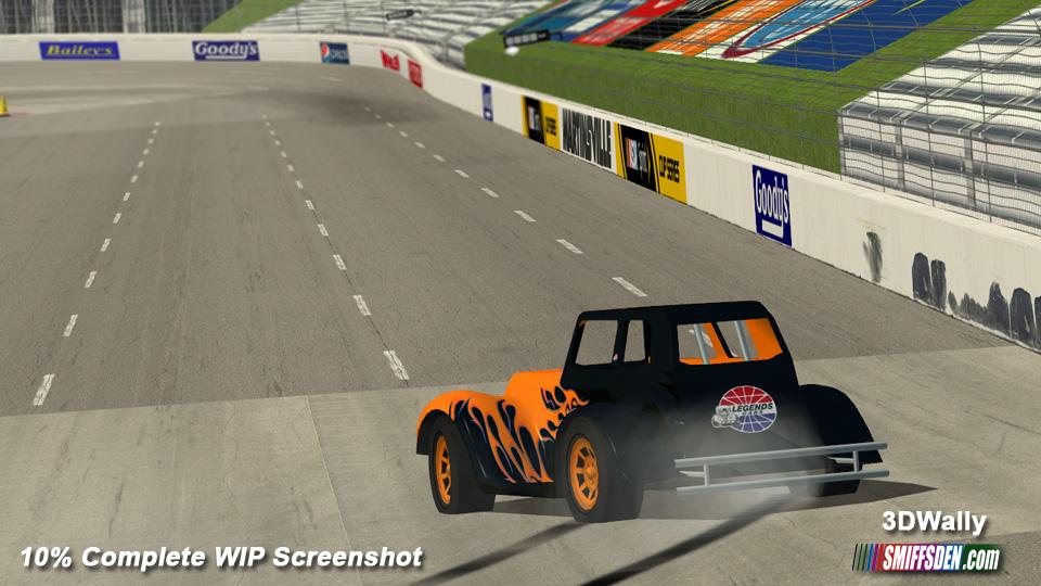 nr2003 legends car racing mod