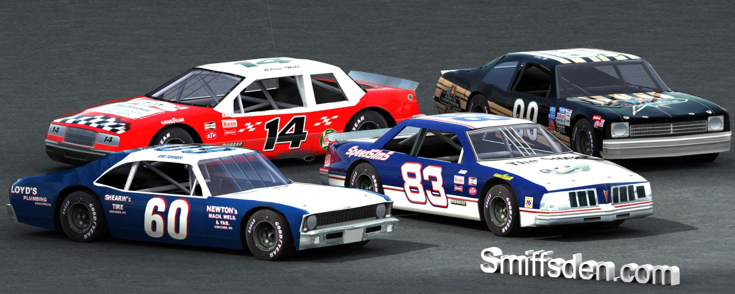 Late Model Stock Car Parts