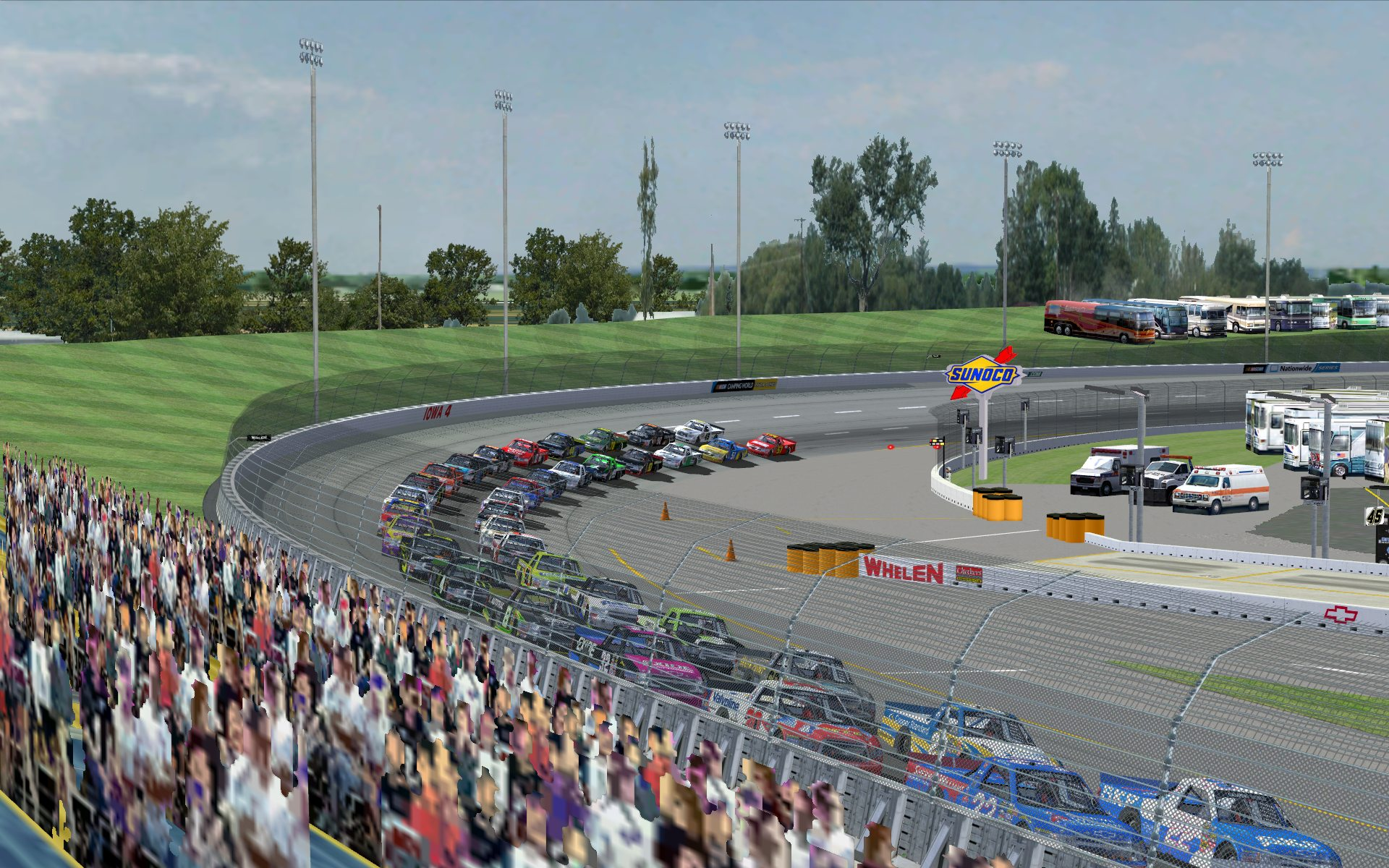 iowa speedway 5 reviews of iowa speedway we have enjoyed iowa's place to race since it  opened over the years it has become more family oriented and we couldn't be.