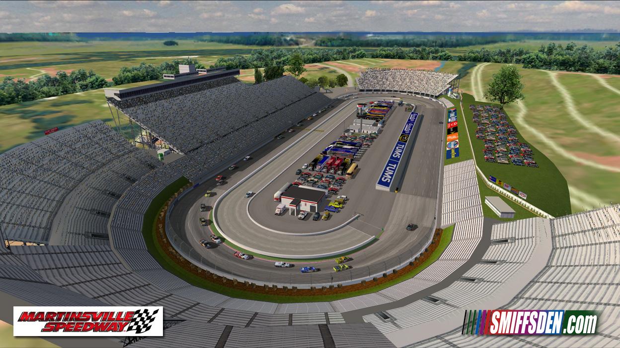 Martinsville Speedway 2011 At