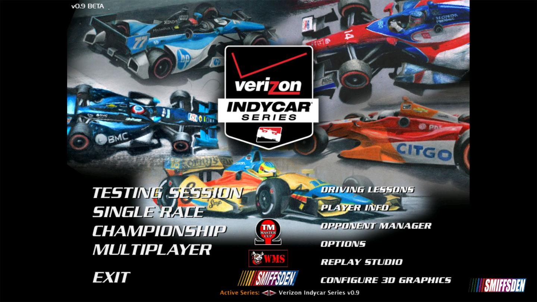 Verizon Indycar Series at Smiffsden com